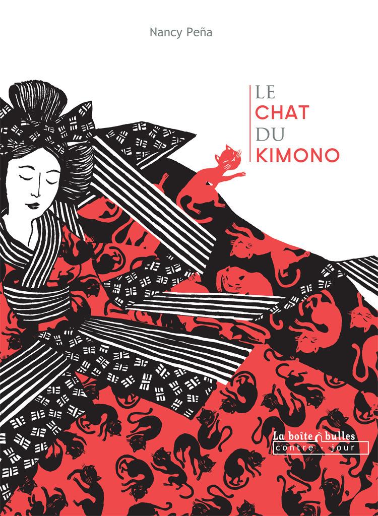 Le Chat du kimono T1 : Le Chat du Kimono