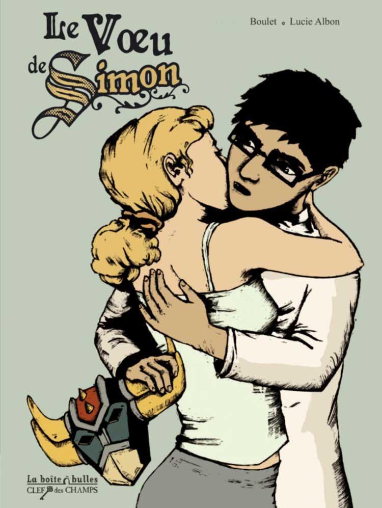 Le Voeu de... : Le Voeu de Simon