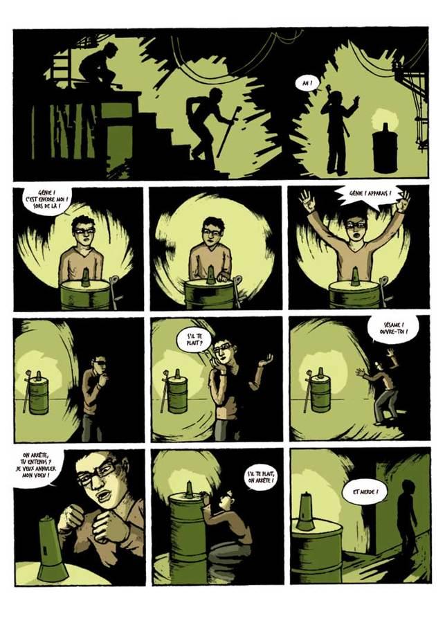 Extrait 2 : Le Voeu de... : Le Voeu de Simon