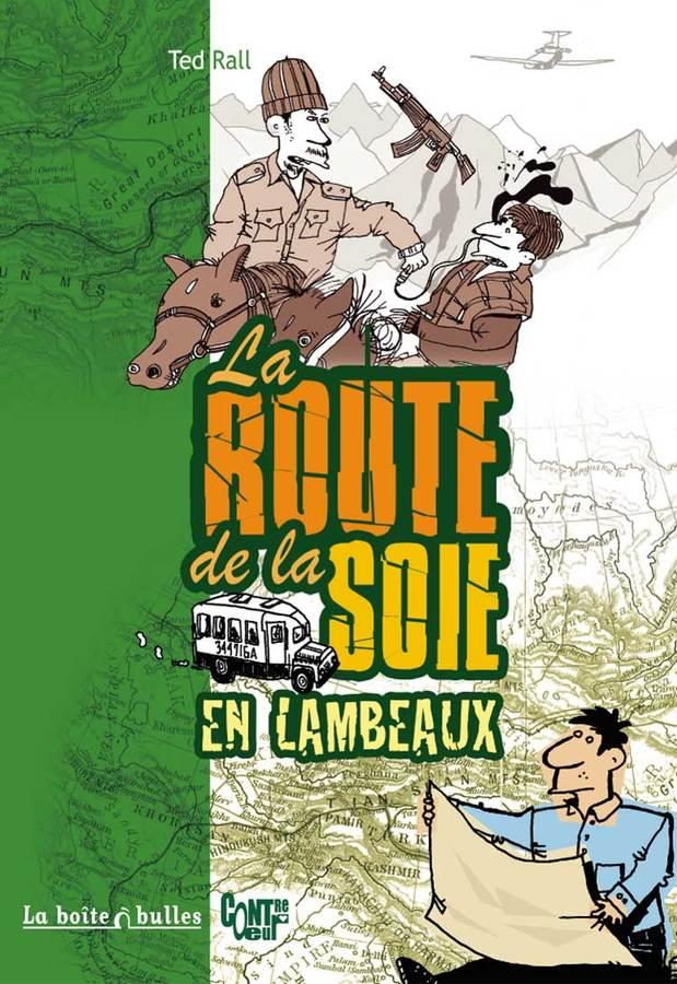 Extrait 0 : La Route de la soie... en lambeaux