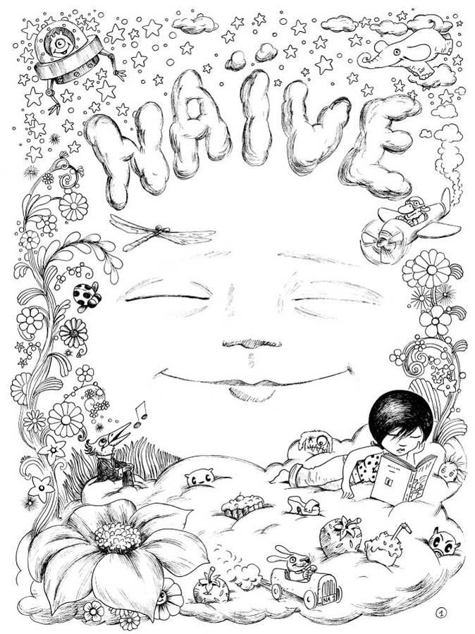 Extrait 1 : Naïve