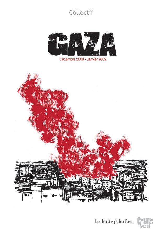 Extrait 0 : Gaza, décembre 2008 - janvier 2009 : Un pavé à la mer