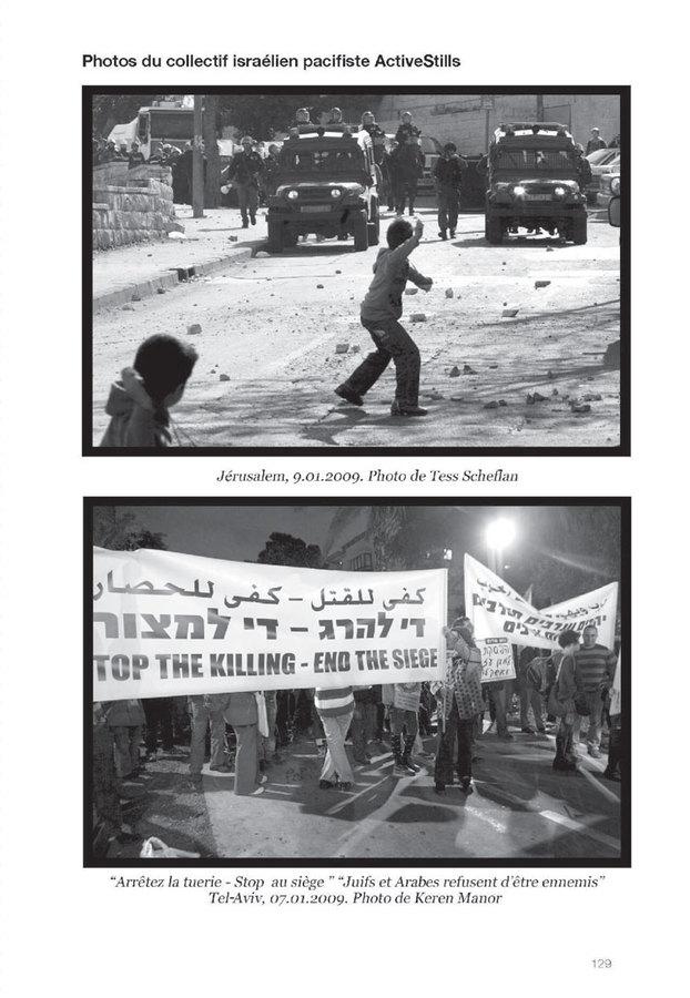 Extrait 5 : Gaza, décembre 2008 - janvier 2009 : Un pavé à la mer