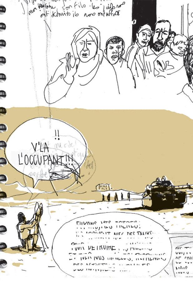 Extrait 6 : Gaza, décembre 2008 - janvier 2009 : Un pavé à la mer