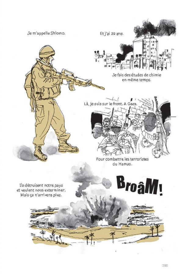 Extrait 7 : Gaza, décembre 2008 - janvier 2009 : Un pavé à la mer