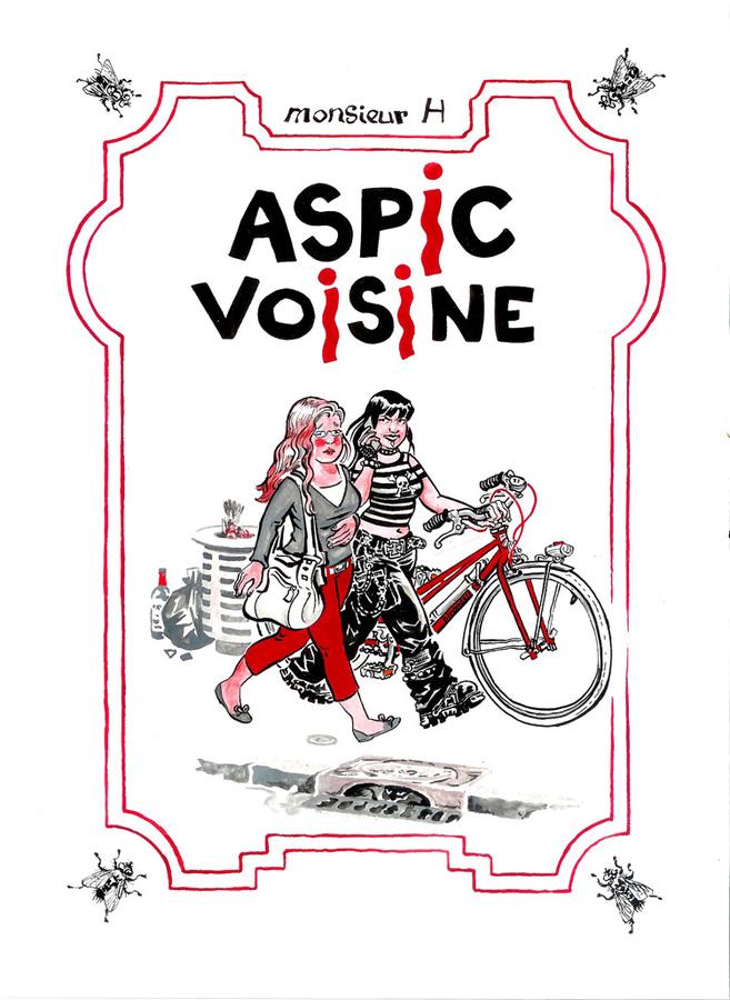 Extrait 0 : Aspic Voisine