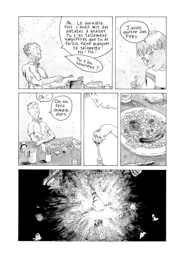 Extrait 3 : L'Eté de Luca