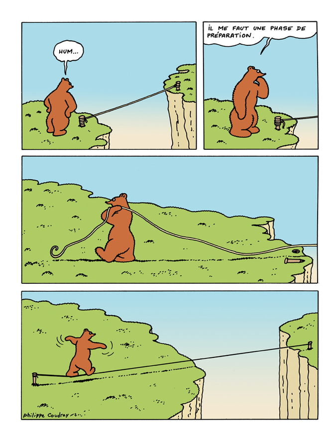 Extrait 0 : L'Ours Barnabé T12 : Tout est simple