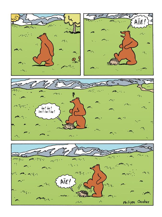 Extrait 1 : L'Ours Barnabé T12 : Tout est simple
