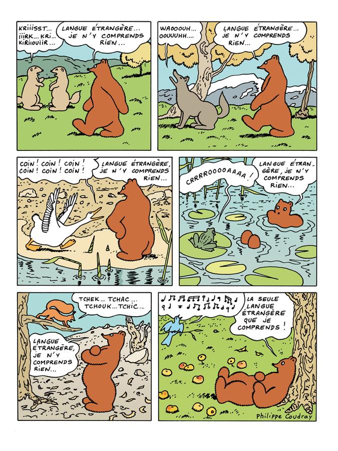 Extrait 3 : L'Ours Barnabé T12 : Tout est simple