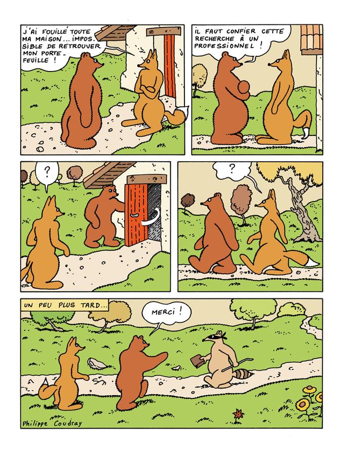 Extrait 4 : L'Ours Barnabé T12 : Tout est simple