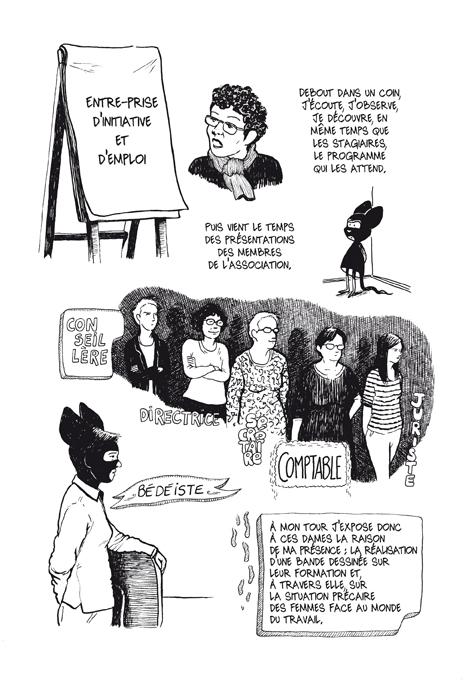 Extrait 3 : Femmes en voie de resociabilisation : Résurgences