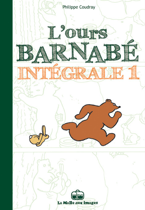 L'Ours Barnabé - Intégrale V1