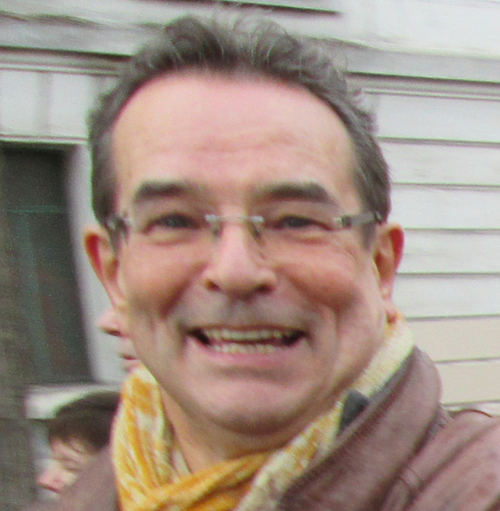 Photo de Patrice Guillon (alias Pierre Henri)